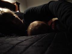 Nursing Before Bedtime