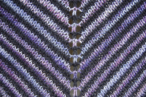 Handspun Showcase Shawl 060