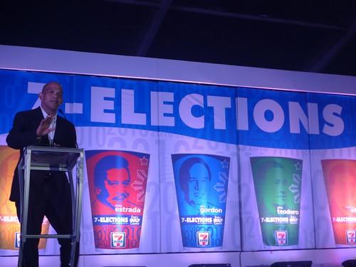 7-Eleven president JV Paterno