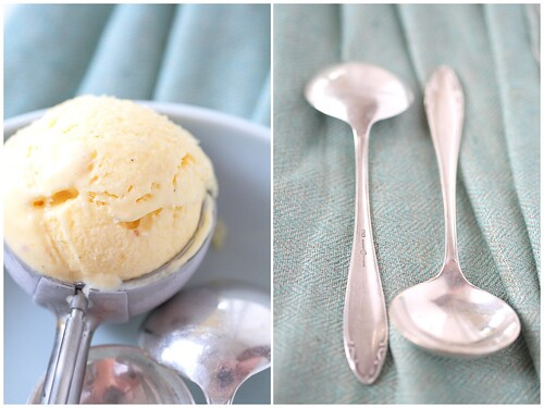 Scoop and spoons