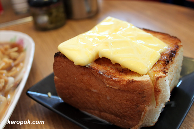 Super Thick Toast