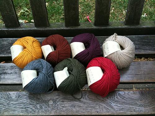 1 The yarn