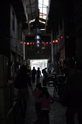 台中國美館周邊的藝文空間:菜市場裡的意外世界