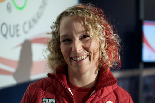 Canadian Olympic Women's Moguls Team