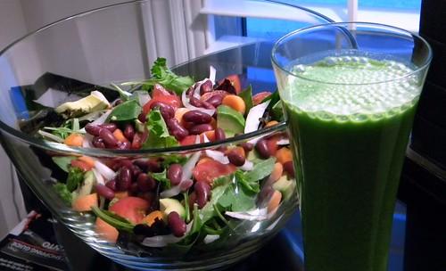 Salad and GM