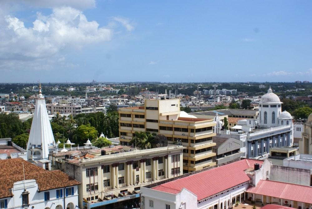 Mombasa aerial (2/6)