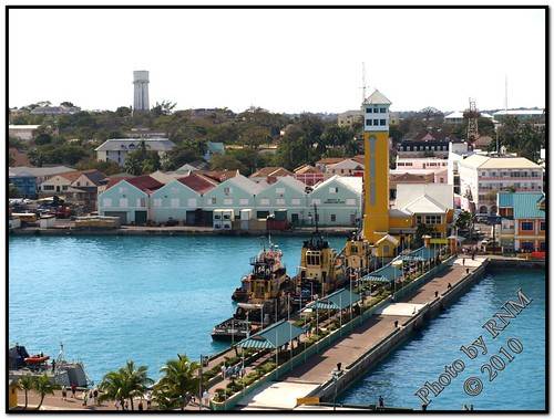 Nassau -- Prince George Wharf