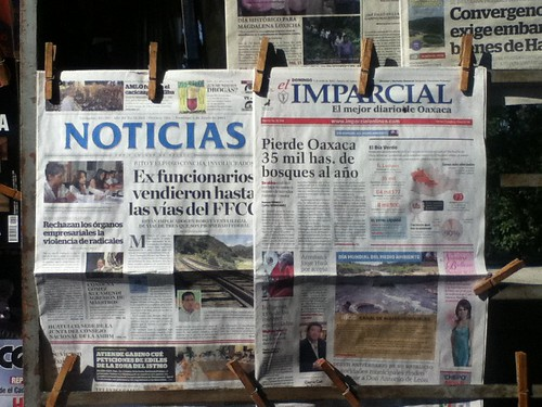 Noticias @ Llano Park 06.2011