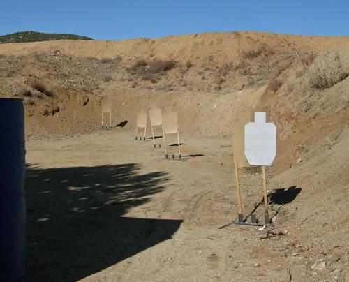 IDPA Targets 2 Jan 2010