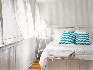 white bedroom Richard Leo Johnson