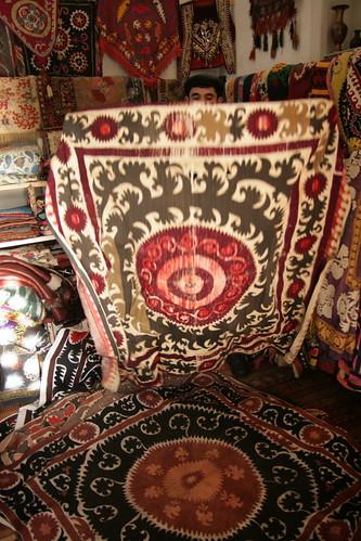 Samarkand style suzane