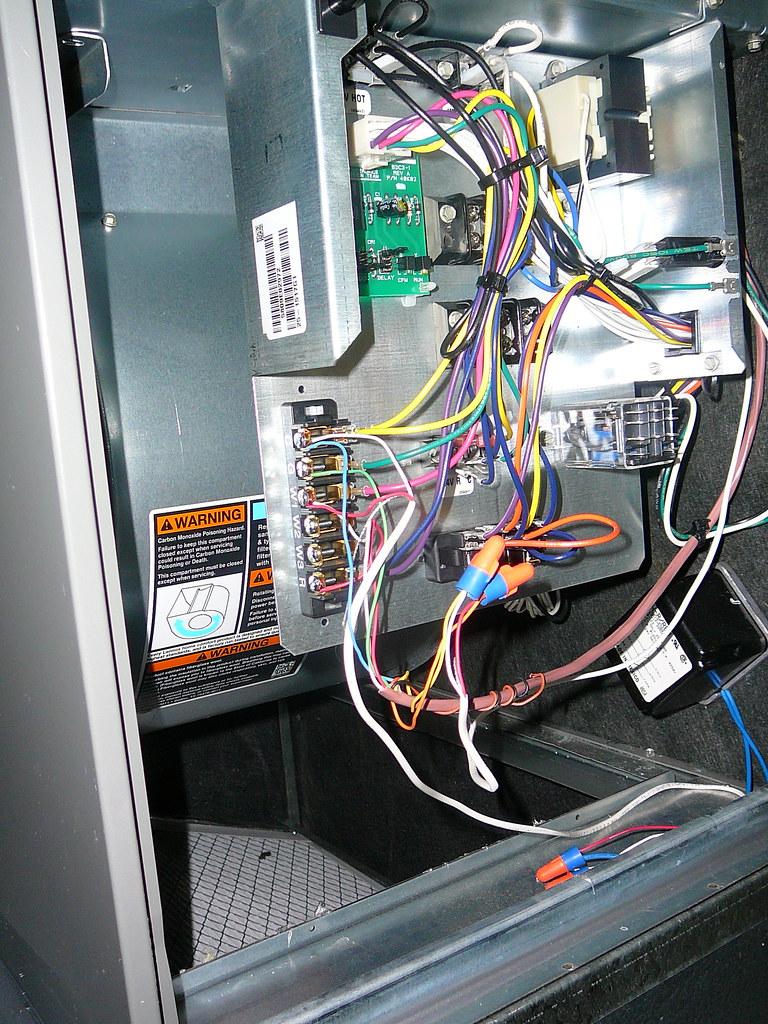 medium resolution of wiring tradeline l6006c aquastat to lennox cbwmv hydronic air handler lennox air handler wiring diagram