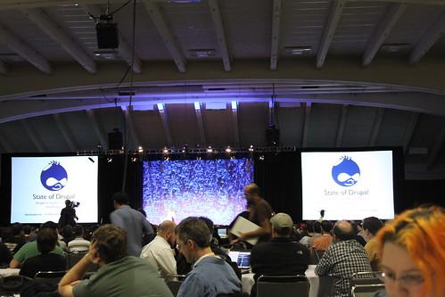 DrupalCon SF 2010 keynote