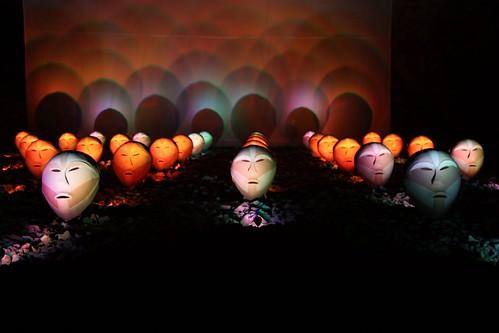 Bwindi Light Masks (Richi Ferrero, Italy)
