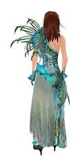 Fifth Avenue Mermaid {Back}
