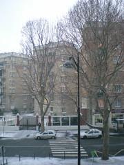Snow Day in Paris - Part Deux