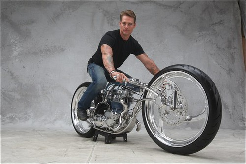 2nd Place - Freestyle Class - World Championship of Custom Bike Building