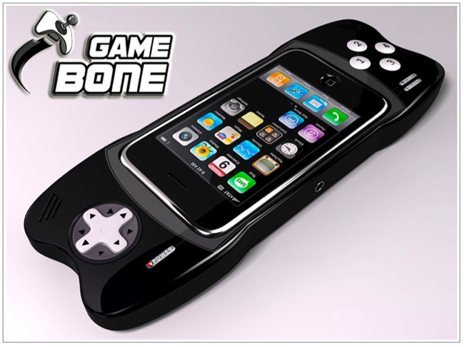 GameBone Controller for iPhone