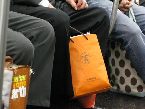 NYC Subway / metro nowojorskie