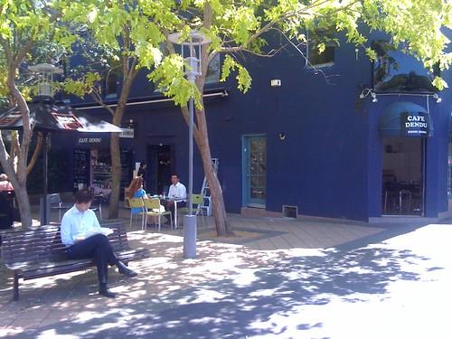 Cafe Dendu, Ultimo
