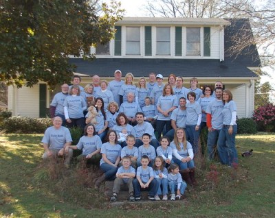 Taylor Family 2009