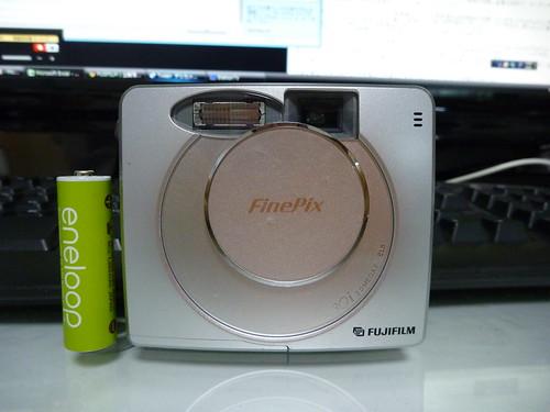 FUJIFILM Finepix 30i