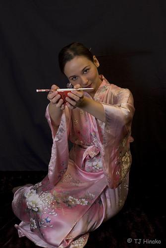 В кимоно 2