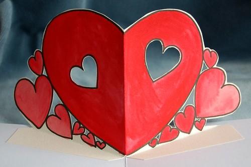 valentine hearts - inside 2