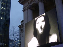 2010 VANCOUVER WINTER OLYMPIC GAMES | VIDEO INSTALLATION 2