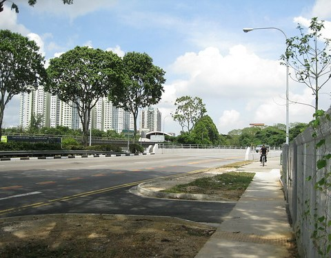 Kallang MRT Station is just 300 meters away