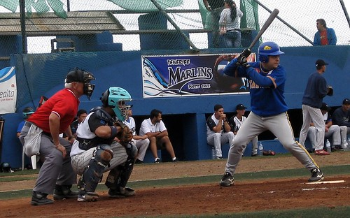 Borja Martinez. Marlins - San Inazio 2010