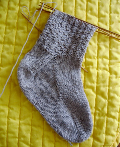 a4a Youth Sock