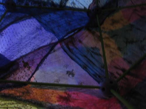 Rainbow Fort Interior