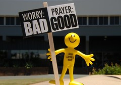 Worry or Prayer on 23 January 2010 - day 23 of...