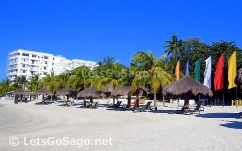 Bluewater Beach Resort Side