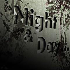 Night & Day by • E l l e •