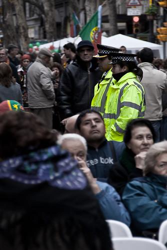 Buenos Aires celebra Portugal - 18-jun-11