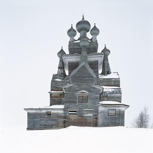 Church of St Vladimir by Richard Davies