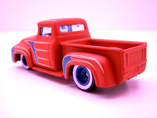 hws waynes garage custom '56 Ford Truck (1)