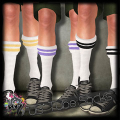 _UB_ Tube Socks
