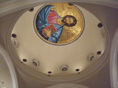 St. George Ceiling