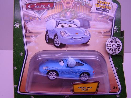 Disney CARS Storytellers snow day sally (4)