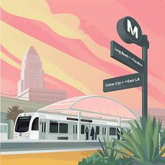 Metro Los Angeles's Photos - Regional Connector Transit Corridor