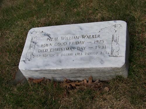 Neal William Walker