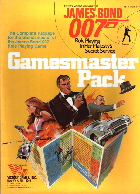 Gamemaster Pack