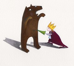 Bear and Queen