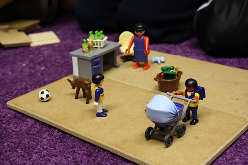 playmobil at preschool - 6