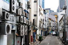 Singapore: Where Air Conditioners Live