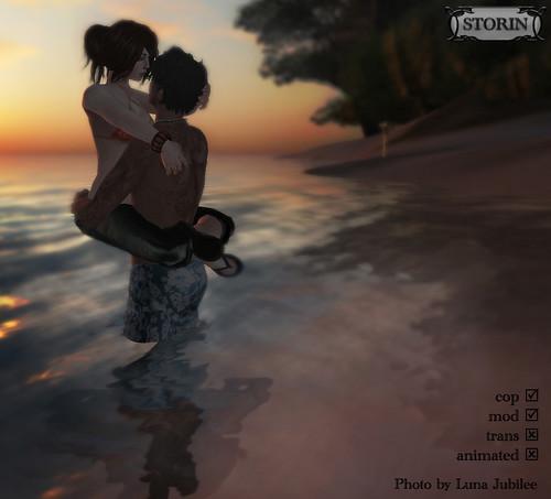 .:StoRin:. - Passionate Kiss