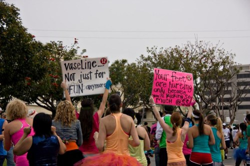 encouraging signs